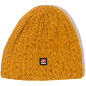66° North Surtsey Hat Retro Yellow